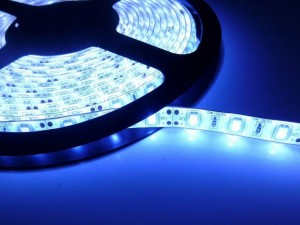 Superfelle LED