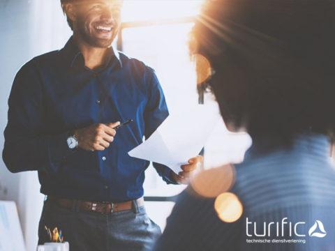 Vacature medewerker bedrijfsbureau | Turific
