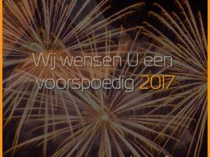 Nieuwjaarswens 2017