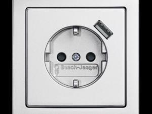 Busch-Jaeger USB-lader